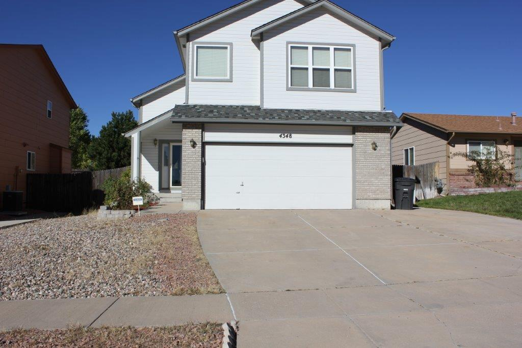 4 Bedroom, 4 Bath, 2 Car with Extended Driveway for RV and Boat parking easy commute to Fort Carson, Peterson and Schriever