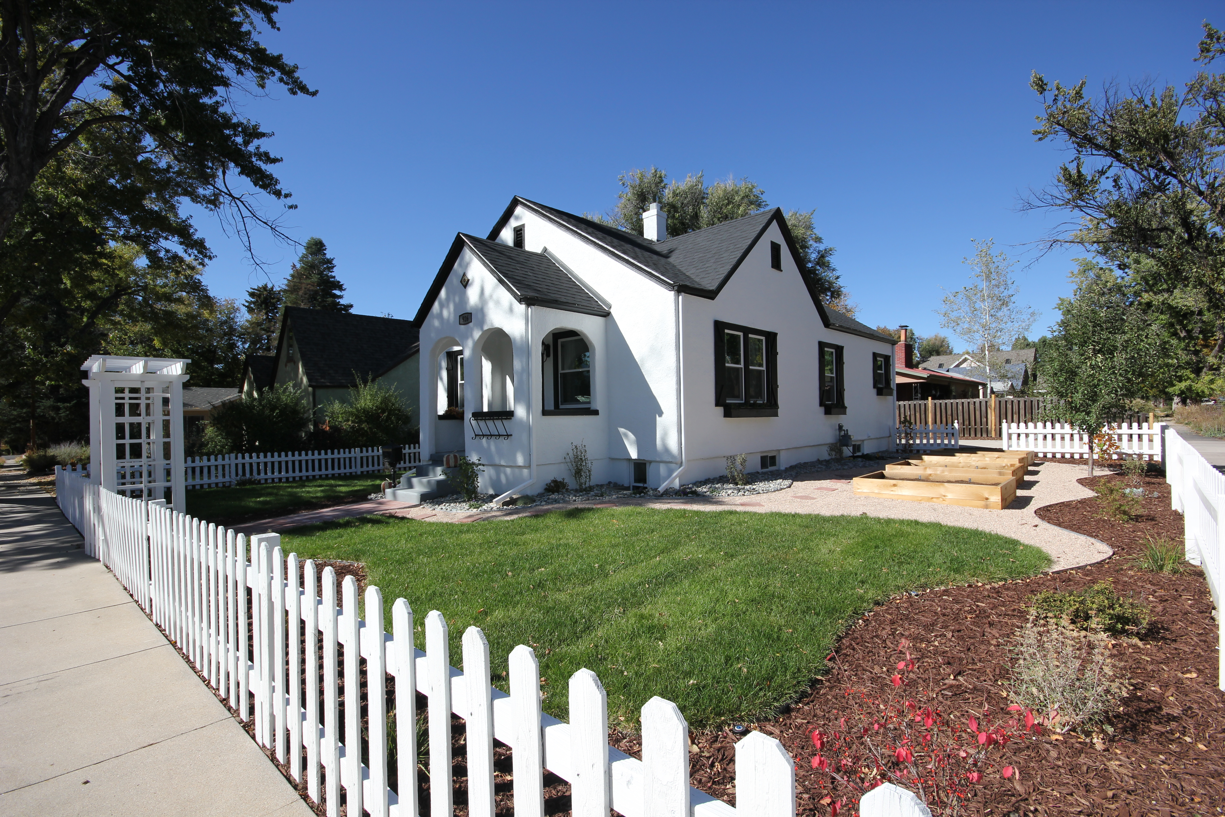 Updated home close to Downtown Colo Spgs
